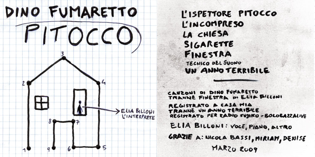 pitocco ep